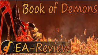Book of Demons - Early Access Review (July 2018) (Video Game Video Review)