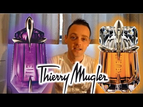 Thierry Mugler Alien/Taste Of Fragrance DOUBLE Review