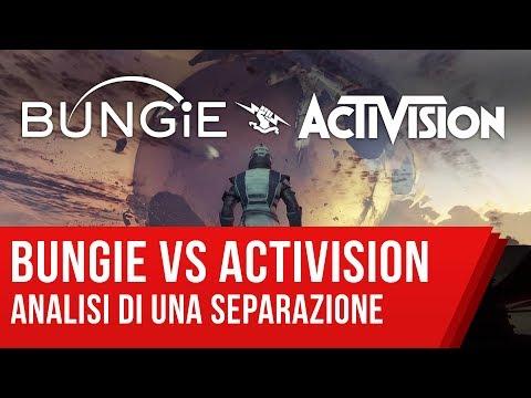 Bungie e Activision si separano, quale futuro per Destiny?