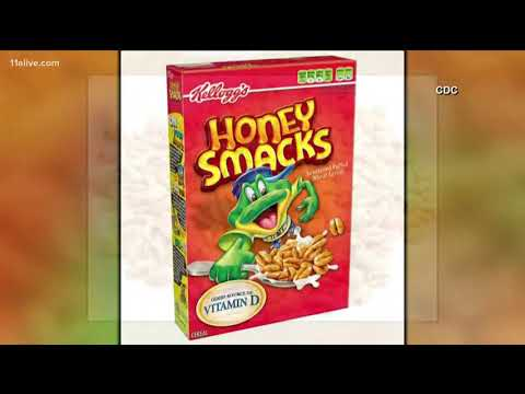 Christie on Pride Radio - CDC Warns Don't Eat Honey Smacks....Seriously, Don't Do It