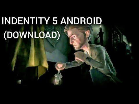 IDENTITY 5 ANDROID DOWNLOAD(HORROR GAME)