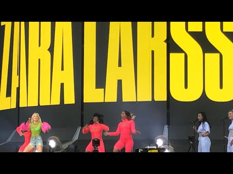 Zara Larsson Live Concert Moscow