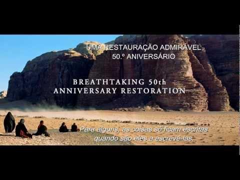 LAWRENCE OF ARABIA - Trailer Oficial Português