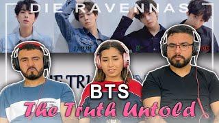 Reaktion auf BTS (방탄소년단) - THE TRUTH UNTOLD (Feat. Steve Aoki) | Die Ravennas