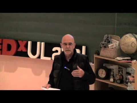 Medecine et autochtonie nordique au Quebec: Jean Desy at TEDxULAVAL