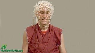 Změny v mozkových vlnách pomocí stravy