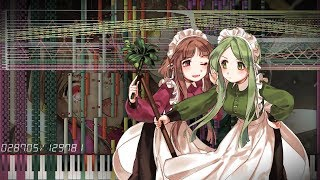 PFA: Touhou 16 - Crazy Backup Dancers | 129,000+ Notes | Black MIDI