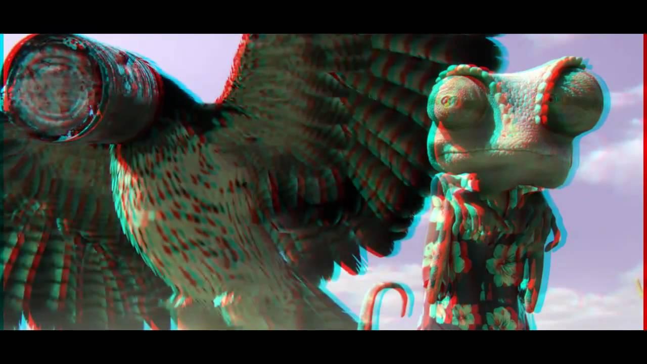 Rango 3d anaglyph trailer hd youtube - Rango hd download ...