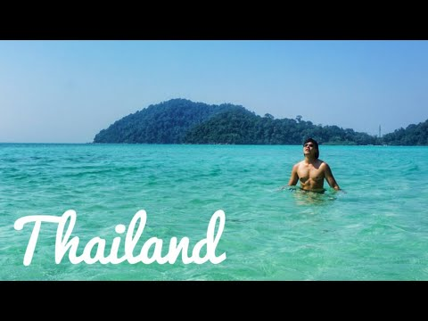 ✈️🌴 MOST BEAUTIFUL Andaman Islands, THAILAND