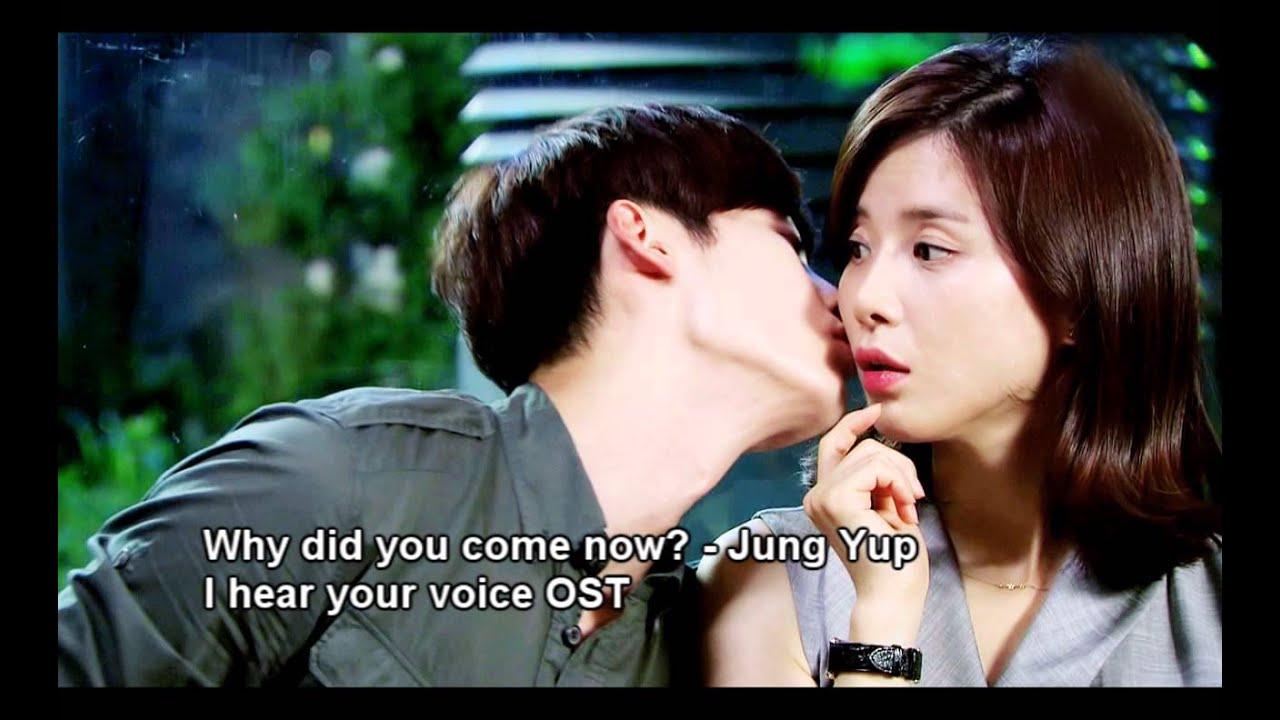 Dating agency cyrano korean drama kiss scene 9