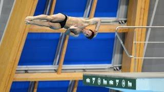 В Казани завершился этап Мировой серии ФИНА по прыжкам в воду (KAZAN 2015 TV)