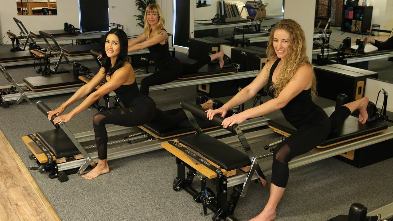 Best Private Pilates Classes In Los Angeles Youtube
