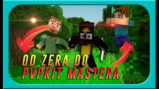 Serwer PvP Kits Minecraft - Od zera do PVP KIT Mastera!