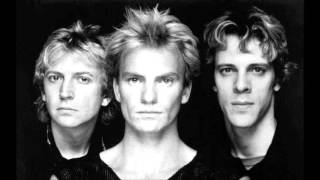 The Police - The Bed