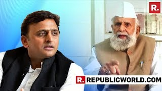 CONTROVERSIAL SP Leader Opposes & 39 Vande Mataram& 39 Says Cannot Follow It As It Is & 39 Against Islam& 39
