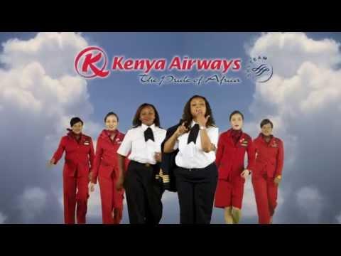 Kenya Airways' brand new experience