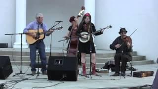 Sugar Hill (Martha clogs)- Whitetop Mountain Band @ Bluegrass At Allandale 9/17/15