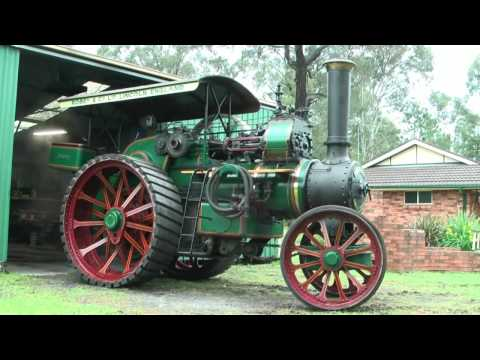 Road Steam Engine
