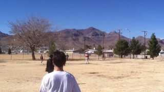 Gangsters vs Skaters Brawl Fight Rumble El Paso TX