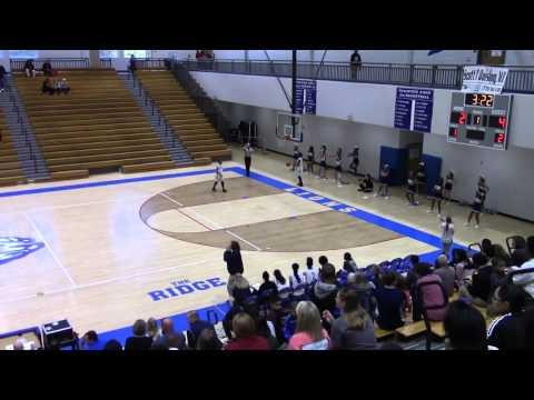 Gwinnett County Middle School Girls Championship Five Forks vs Pinckneyville