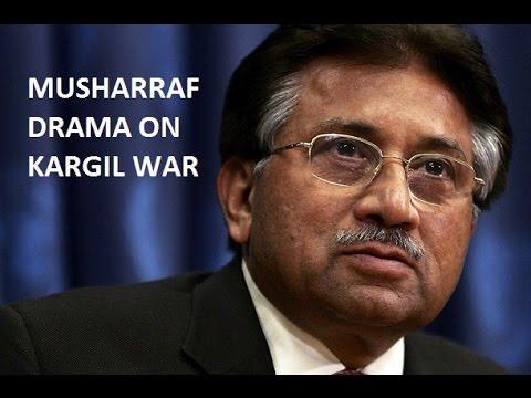 Pakistan Army caught India by throat during Kargil war says Pervez Musharraf