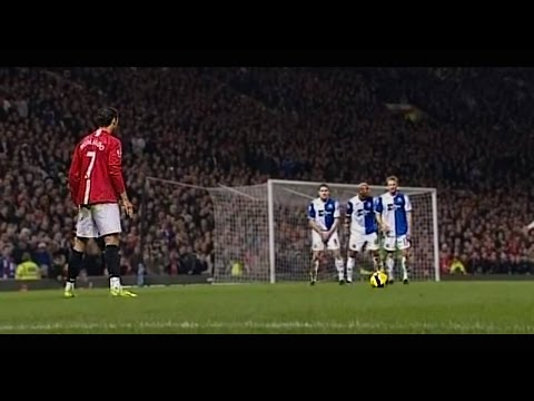 Top 20 Free Kicks Ever In Football History