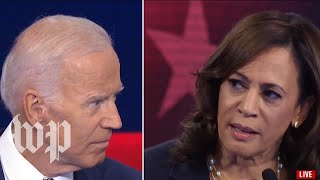 The busing debate between Joe Biden and Kamala Harris, explained Since the first 2020 Democratic primary debate, former vice president Joe Biden and Sen. Kamala Harris (D-Calif.) have clashed on the issue of busing as a ..., From YouTubeVideos
