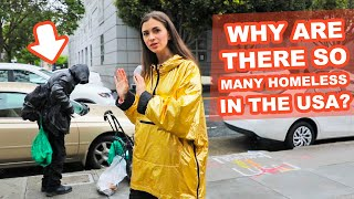 Billionaires and homelessness - the reality of San Francisco