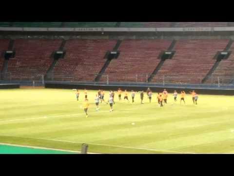Latihan terbuka Juventus GBK 05