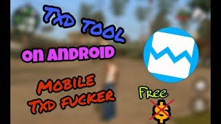 Gambar cover [Technical happy] how to. Download txd tool free on android no crash