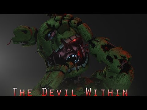 [FNaF SFM] The Devil Within