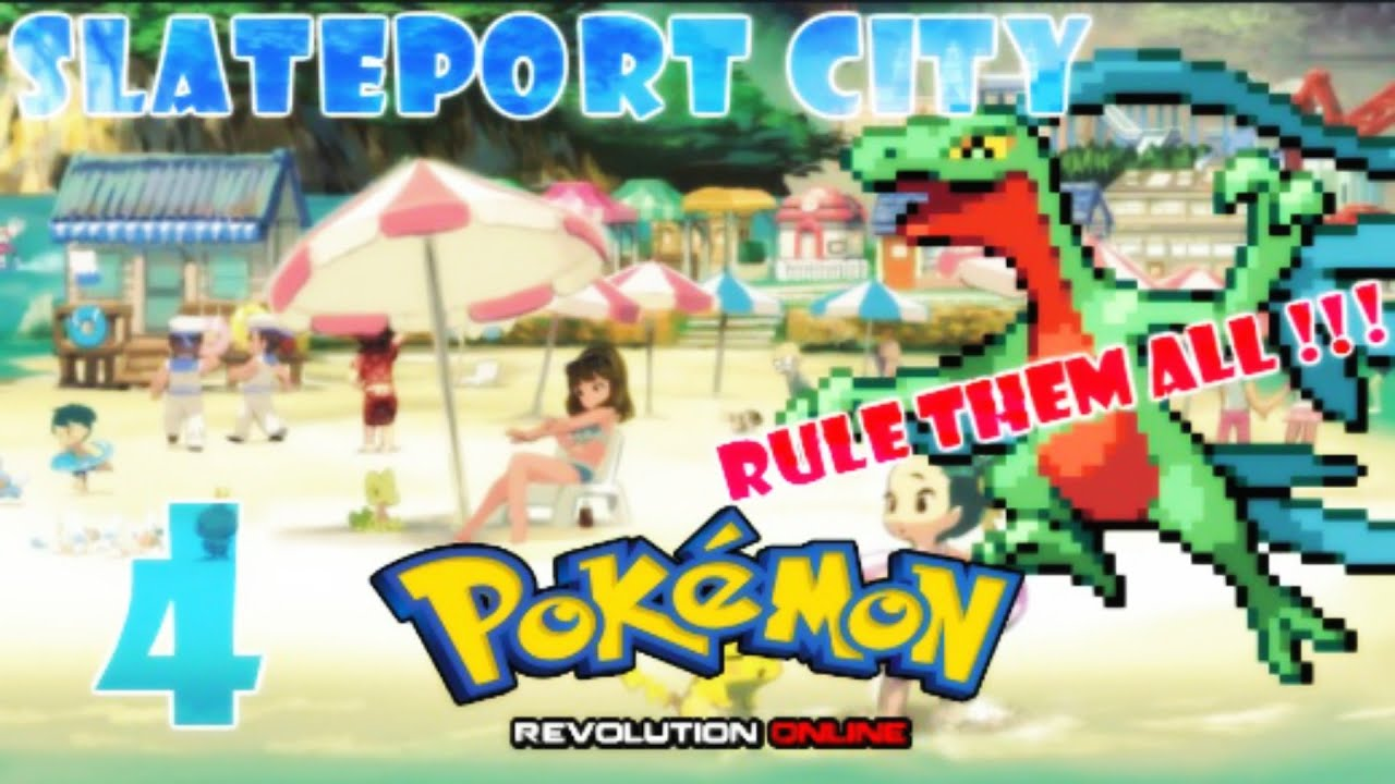 Where to go after rustboro city in pokemon global revolution