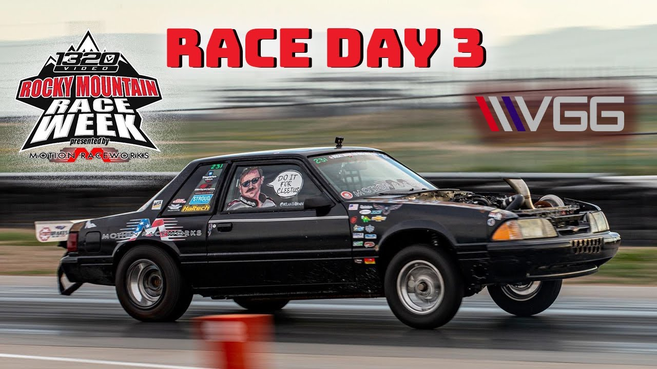 Race Week Day 3! - Hole Saw and Up Arrows For The Turbo Fox Body!