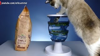 Cat Feeder Food Maze Tower by Catit