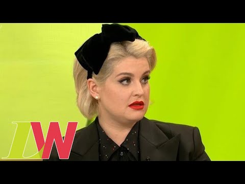 Kelly Osbourne Fights Every Day to Stay Sober   Loose Women