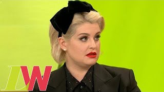 Kelly Osbourne Fights Every Day to Stay Sober  | Loose Women