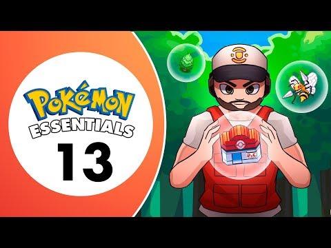Pokémon Essentials - EP13 - ASI LUCEN LOS STARTERS | Cabravoladora