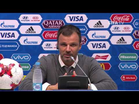 MEX v NZL -  Anthony HUDSON - Mexico Post-Match Press Conference