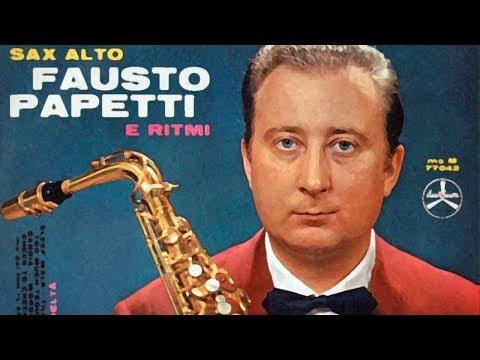 Fausto Papetti - 15 Exitos (Recopilación de Saxofón)