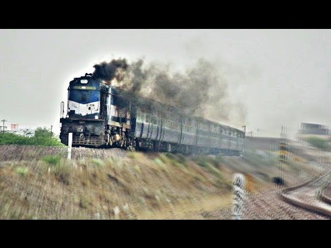 4 in 1 : Humsafar   DEMU   Superfast   Passenger    Indian Railways