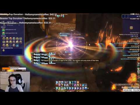 Doing the New Palace of the Dead (Floors 101-110)(Ast PoV)