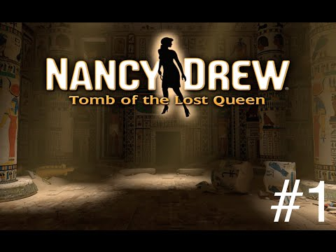 Nancy Drew: Tomb Of The Lost Queen Walkthrough - Egypt [1]