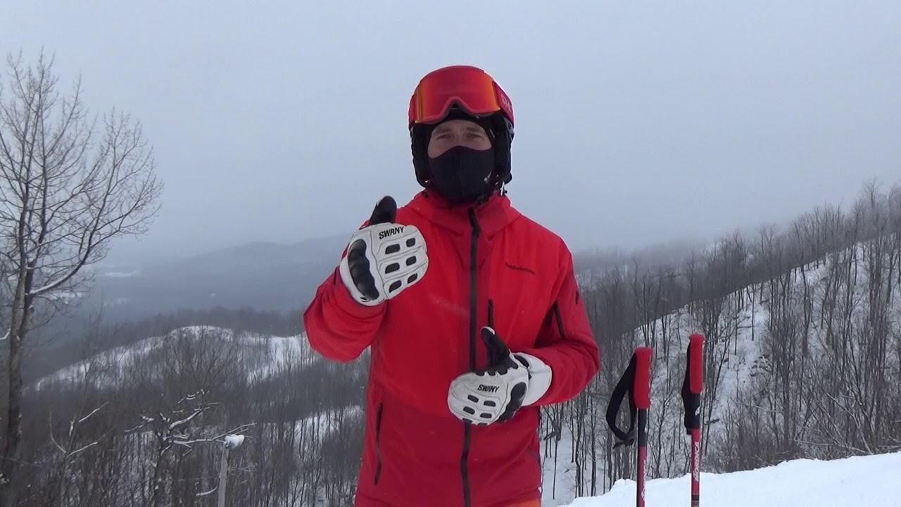 Osez prendre une leçon virtuelle de ski