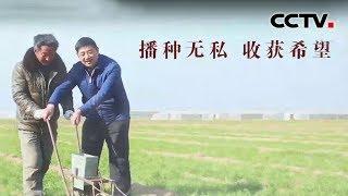 [中华优秀传统文化]播种无私获希望  CCTV中文国际
