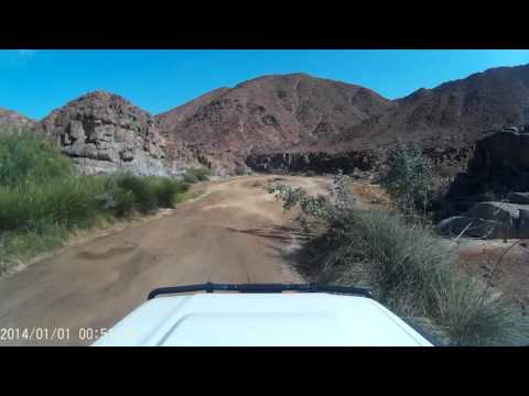 Driving in the Richtersveld