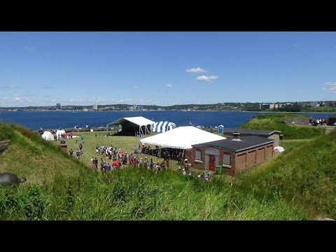 Exploring George's Island Halifax P1