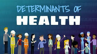 Determinants of Health - A practical approach!