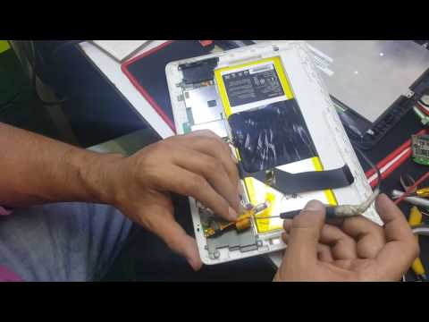 Reparacion tablet huawei S10 -23 u no carga