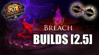 Breach Starter Builds [2.5] | Path of Exile: Atlas of Worlds thumbnail