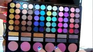 Shany Cosmetics 78 Color Palette Review Thumbnail